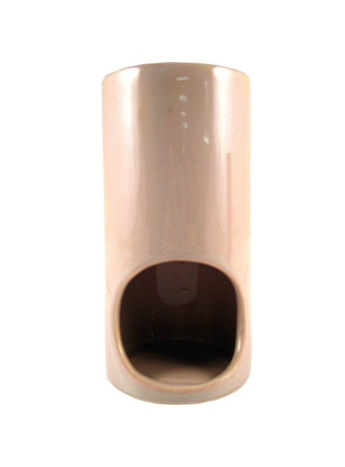 Oil-burner Ceramic - TUBE beige