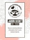 Scented Candle SECRET GARDEN (Rose, Peony) 150gr