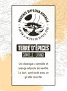 Scented Candle EARTH SPICE (Orange, Chinese Cinnamon) 150gr