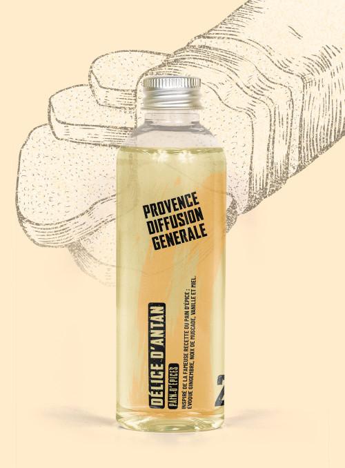 Diffuseur de parfum Recharge DELICE D'ANTAN (Pain d'épices)