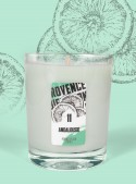 Scented Candle ANDALUSIA (Lime) 150gr