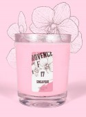 Scented Candle SINGAPORE (Orchid) 150gr
