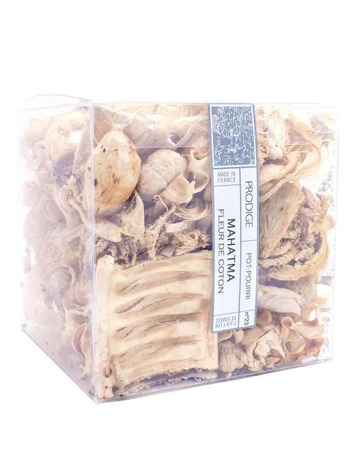 Pot pourri boite MAHATMA (Fleur de coton)