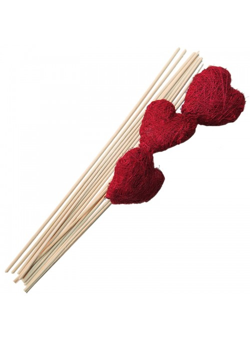 Reed & HEART stem