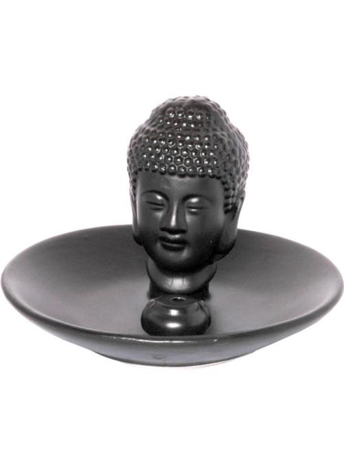 Assiette Sculpture Bouddha