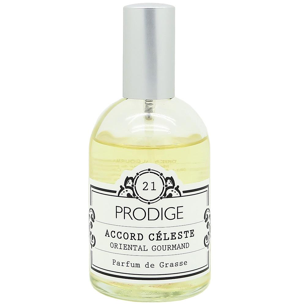 parfum d'ambiance oriental gourmand